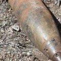 У двох селах Житомирськох області одночасно знайшли 7 снарядів часів Другої світової