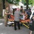 У Коростені рятувальники допомогли 88-річній жінці, яка впала у власній квартирі
