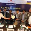 Міський голова Житомира поділився результатами робочої поїздки до Індії