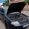 У Житомирі по вул. Козацькій патрульні виявили автомобіль з підробленими документами