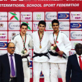 Житомирянин Тимур Валєєв виграв срібло з дзюдо на Всесвітній гімназіаді у Марокко