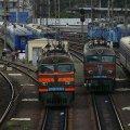 """Коростенські залізничники страйкують: вимагають підвищення зарплати та відставку керівництва """"Укрзалізниці"""""""