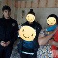 На Житомирщині неповнолітня матір втекла у сусіднє село до коханця
