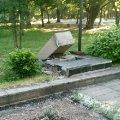 У Малині невідомі знищили пам'ятник радянському воїну. ФОТО