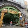 Сьогодні відкриють Бескидський тунель, який з'єднає Україну з ЄС