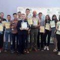 Юні дослідники та винахідники з Житомира перемогли на Всеукраїнському конкурсі