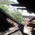 У двоповерхівці Новоград-Волинського через несправне пічне опалення ледь не зайнялося 11 квартир