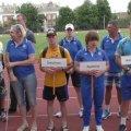 Житомирянин виграв дві золоті і срібну медалі на Кубку України з легкоатлетичних метань