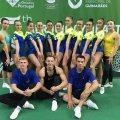 Житомирські студенти представлятимуть Україну на чемпіонаті світу зі спортивної аеробіки