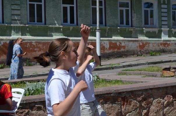 Міжнародний день дітей у Житомирі розпочався з 5-денного обласного юнацького заходу, за підтримки управління сім'ї, молоді та спорту ОДА.