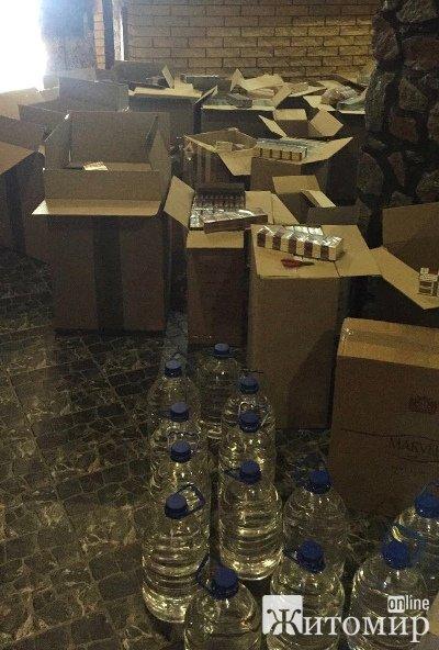 СБУ затримала на Житомирщині двох торгівців саморобними вибуховими пристроями на основі тротилу