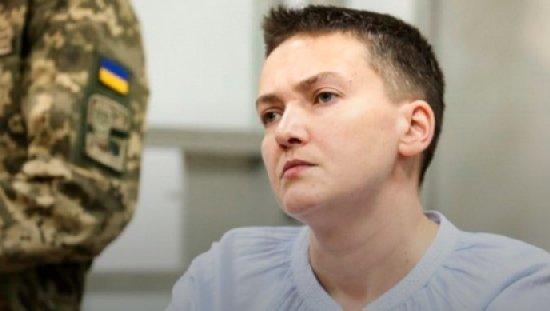 Поліграф показав, що Савченко готувала держпереворот, - СБУ