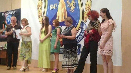Житомирський поет став переможцем Всеукраїнського літературно-музичного фестивалю в Одесі