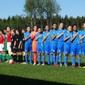 Футболістка з Житомирщини взяла участь у Турнірі розвитку УЄФА