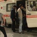 Щойно у Житомирі на Михайлівській жорстоко побили хлопця. ФОТО