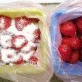 Як заморозити полуницю! Нескладні хитрості збережуть полуницю ароматною!