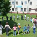 У Житомирському районі рятувальники зрізали аварійні дерева, які могли впасти на дитячий табір