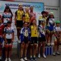 Житомирські спортсмени вибороли 10 медалей на чемпіонаті України з велоспорту