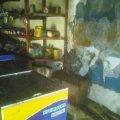 В Лугинському районі горів продуктовий магазин