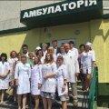 На Корбутівці відкрили нову амбулаторію сімейного лікаря