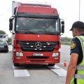 На автошляху Київ-Чоп впіймали водія, який перевищив допустиму норму та перевозив 35 тон