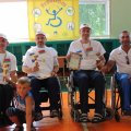 19 червня відбувся Житомирський обласний чемпіонат для осіб з обмеженими фізичними можливстями
