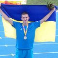 Житомирський спортсмен виборов срібло на чемпіонаті України з легкої атлетики