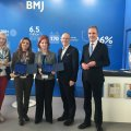 Лікар-інфекціоніст з Житомира отримала нагороду в Амстердамі