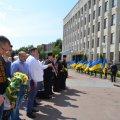 Фоторепортаж: святкова хода у Житомирі до Дня Конституції. Як це було