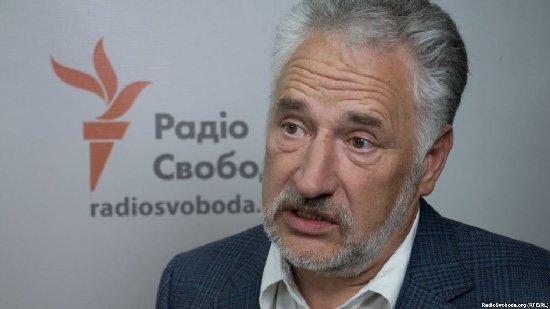 Активісти вимагають скасувати Указ на призначення аудитором НАБУ екс-голову Житомирської ОДА