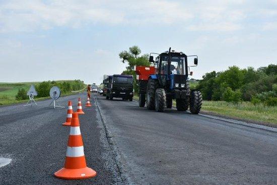 Житомирщина у переліку тих областей, що використала субвенції на ремонт доріг частково