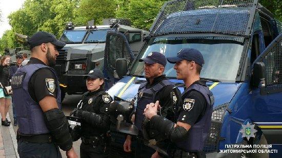 У Житомирі протягом місяця інспектори ТОР оштрафували 57 осіб, що розпивали алкоголь, та 15 – за куріння у громадських місцях