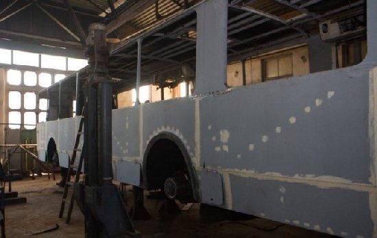 Міськрада хоче списати з балансу Житомирського ТТУ 29 тролейбусів на реконструкцію і металобрухт