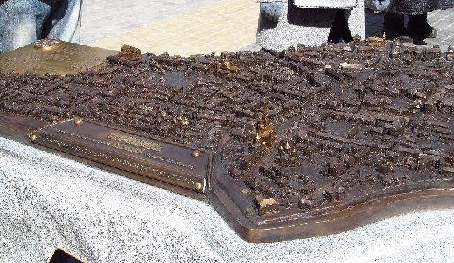 У Житомирі може з'явитись свій міні-макет старого міста за 1,2 млн грн