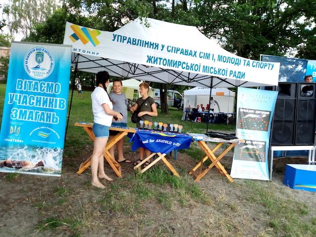 Всеукраїнський «TETERIV OPEN 2018»: у Гідропарку сьогодні гаряче! ФОТО