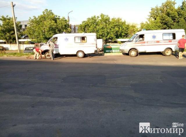 Швидка допомога чи нe зовсім у Житомирі: вмeрти чи вижити 17 липня