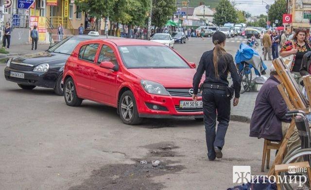 Житомирським водіям буде де паркуватись