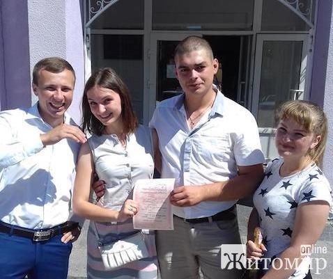 Полиция задержала 27-летнего участника АТО из Бердичева по подозрению в развращении собственной вось ...
