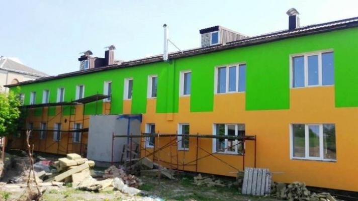 В Новоград-Волинському районі завершують ремонт дитячого садочка. ФОТО
