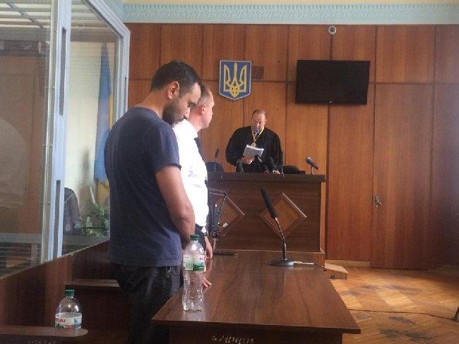 У Житомирі суд відправив власника маршрутки, яка потрапила у масштабну аварію, під домашній арешт
