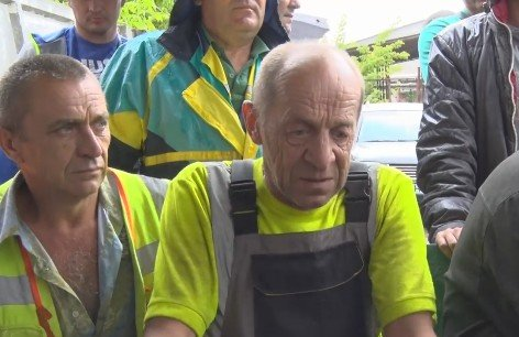 """Працівники КП """"Житомирводоканал"""" вийшли на страйк, бо не влаштовують умови роботи та зарплата"""