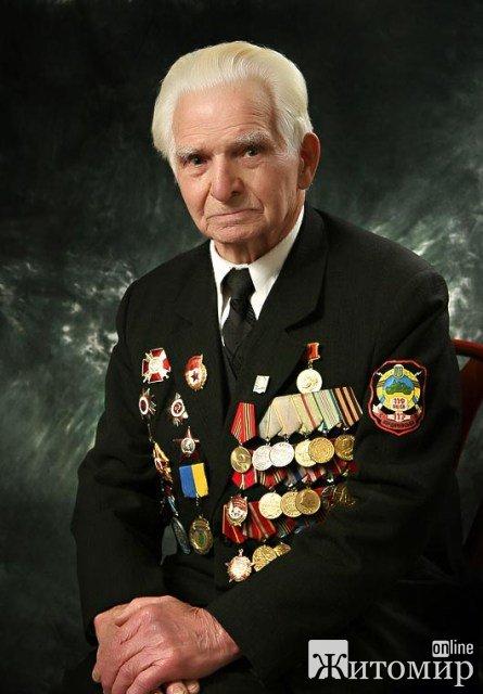 Пішов з життя бердичівлянин-герой Микола Іванович Калинський