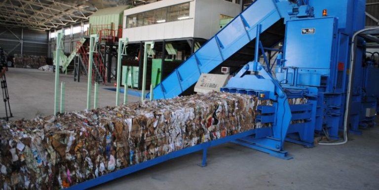 В Житомире построят современный завод по переработке отходов