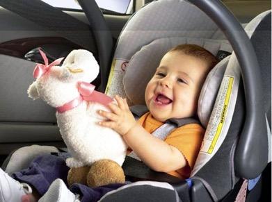 Автокресло для ребенка: где выбрать