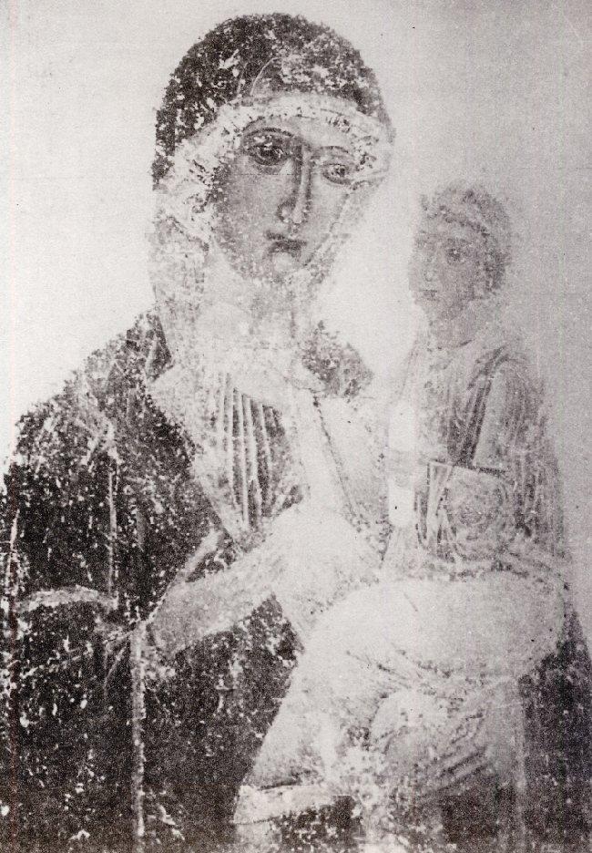 Історик із Житомирщини знайшов ікону Богоматері 1590 року. ФОТО