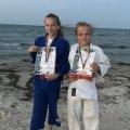 Житомирянки виграли срібло та бронзу на турнірі з боротьби дзюдо «Азовська хвиля – 2018»