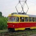 Через ремонтні роботи по вулиці Бориса Тена у Житомирі не ходитимуть трамваї