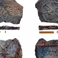 Загадкові відбитки на денцях глиняного посуду знайдені на Замковій горі