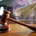Прокуратура наклала арешт на конфісковані мішки з бурштином