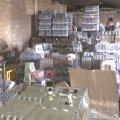 У Коростені вилучили більше 8 тисяч пляшок горілки із підробленим акцизом. ФОТО